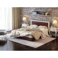 Кровать Life 2 Box с боковым ПМ (цвета люкс и ткань)