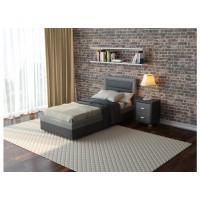 Кровать  Life 2 (ткань и цвета люкс)