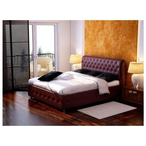 Кровать Орматек Veda 4 ткань и экокожа