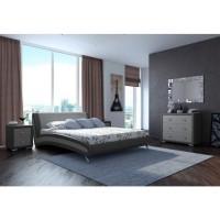 Кровать Орматек Corso-2 (серый, зеленый)