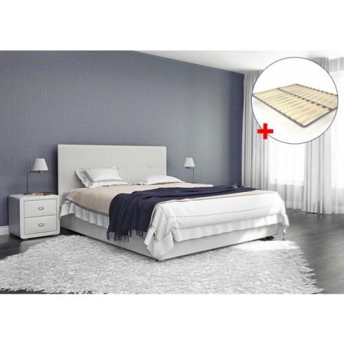 Кровать Perrino Селена с решеткой