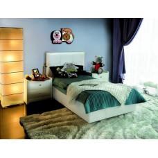 Кровать Аскона Leo с подъемным механизмом, 1 категория