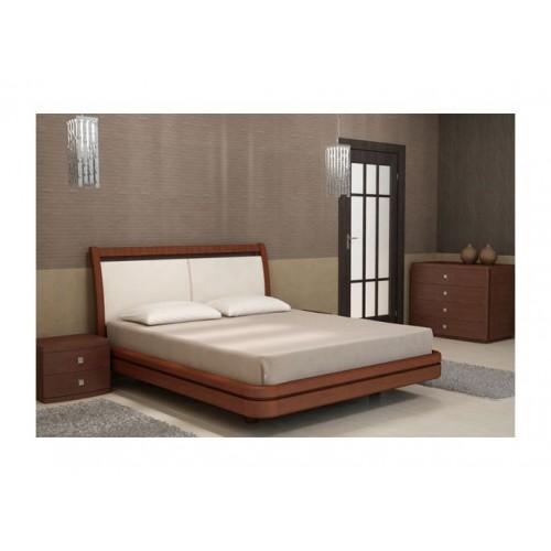 Кровать Торис Ита E11 (Стино) экокожа