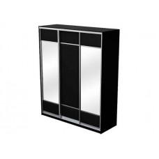 Шкаф-купе 3х дверный Como/Veda ЛДСП 2 зеркала