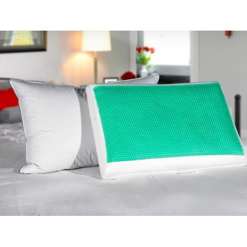 Комфортная подушка Classic Green