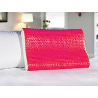 Комфортная подушка Contour Pink